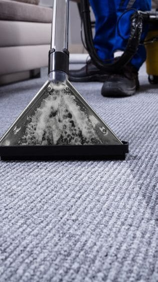 Wirral carpet cleaners